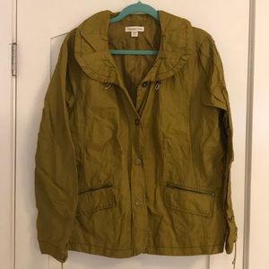 Chartreuse Jacket